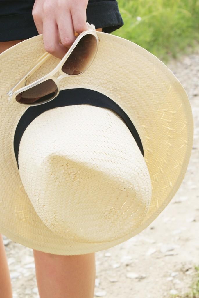 słkomkowy kapelusz h&m