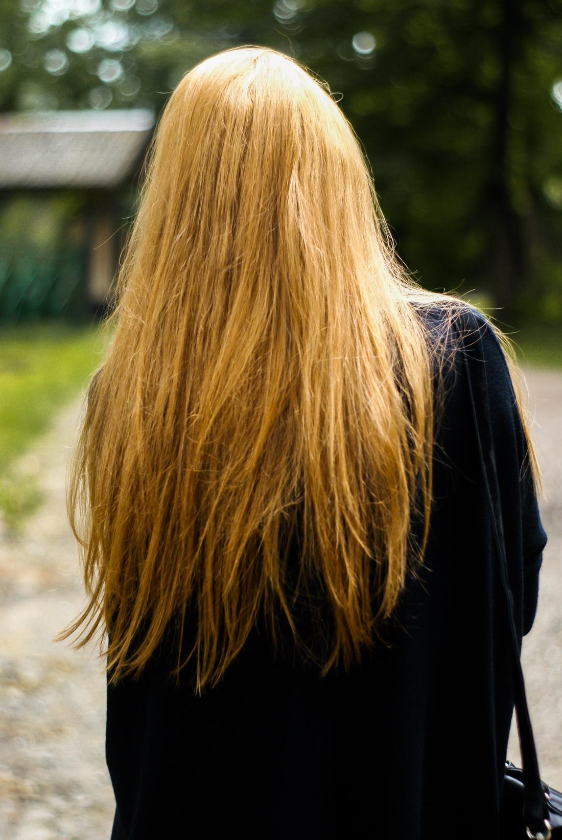 nowy kolor włosów kolorowadusza