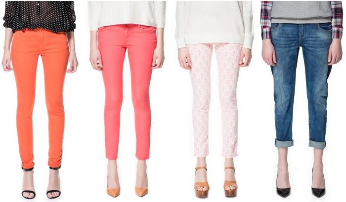 asortyment sieciówki co kupić spodnie