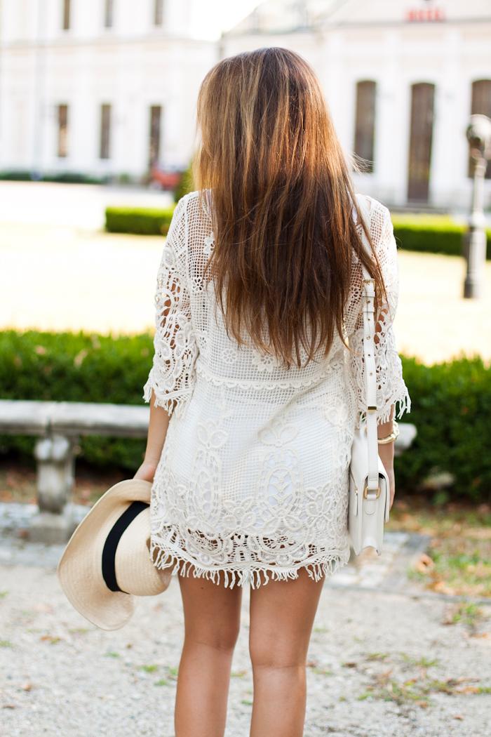 Crochet-dress-zara 14
