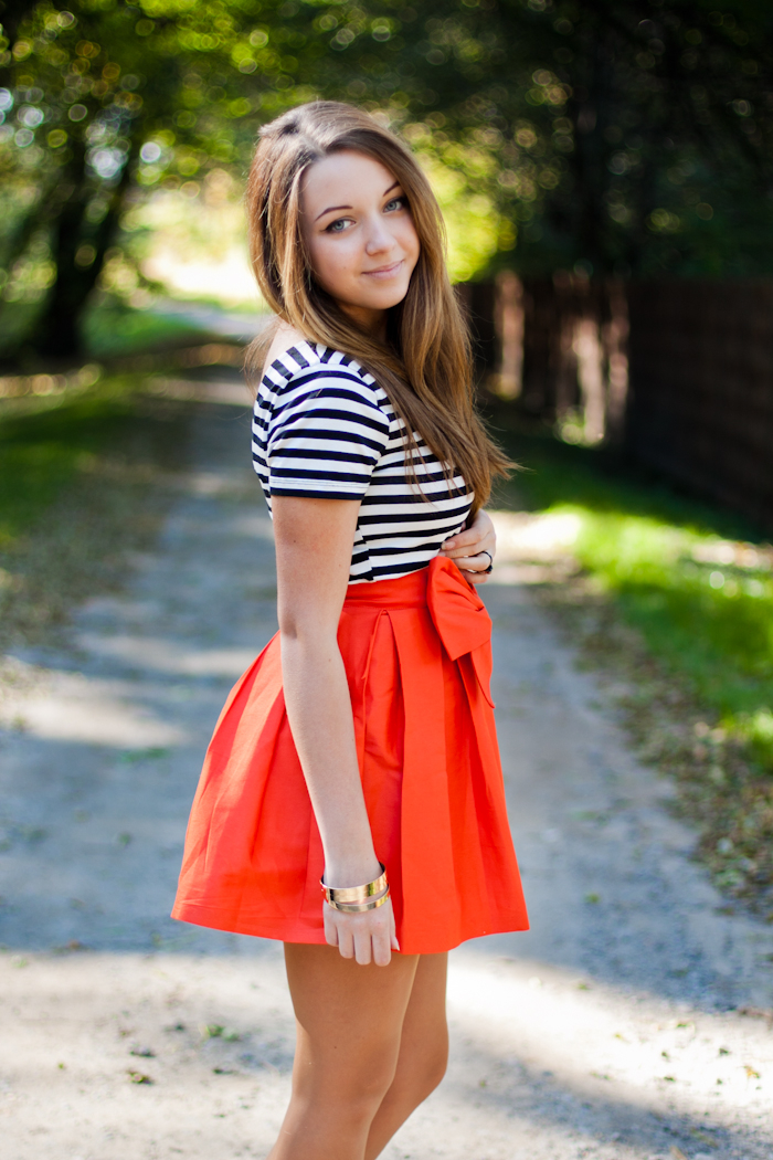 orange-skirt 11