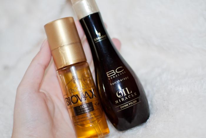 pielęgnacja włosów eliksir wygładzająco-nawilżający z L'biotica