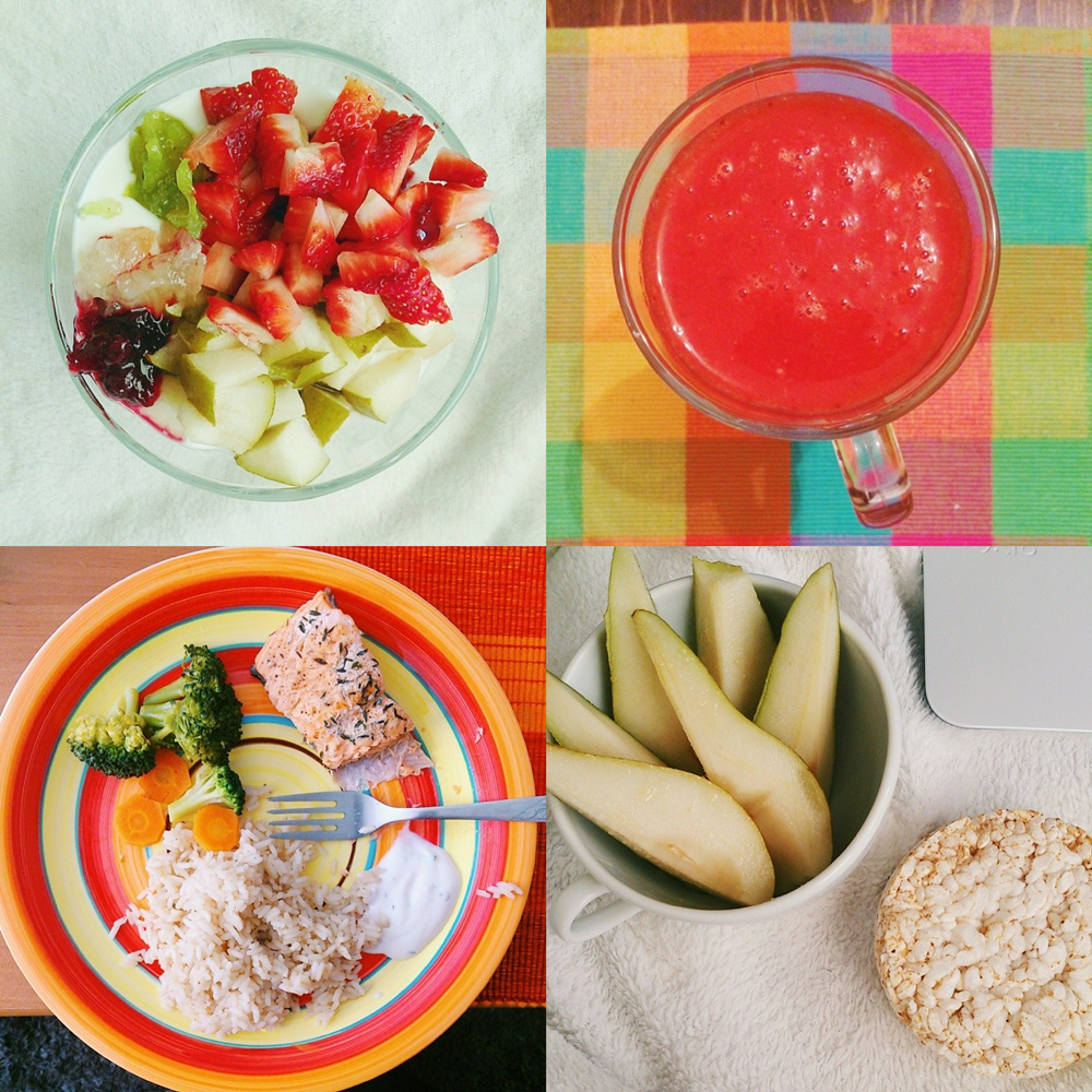 dietetyczne śniadania potrawy instagram