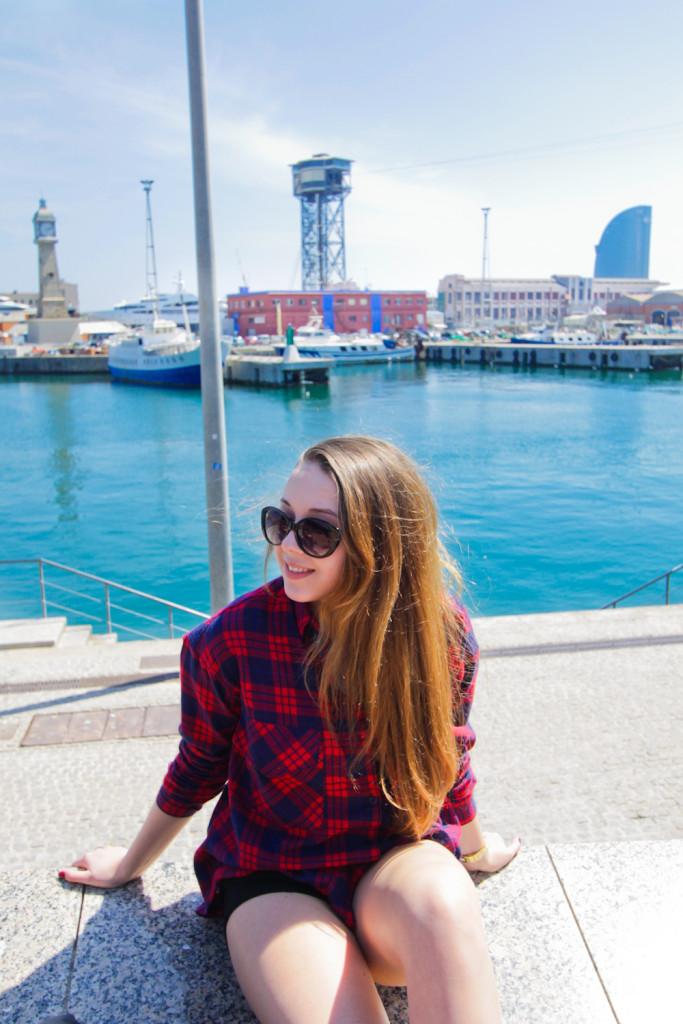 port vell Co warto zobaczyć w Barcelonie
