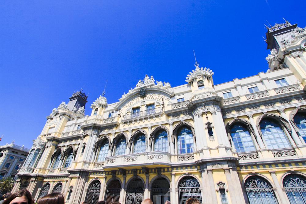 port vell zdjęcia barcelona hiszpania