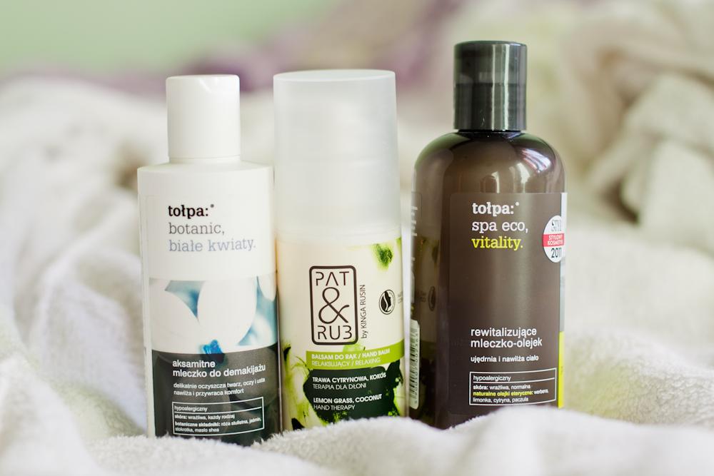 Recenzja kosmetyków + kody rabatowe Promoszop tołpa
