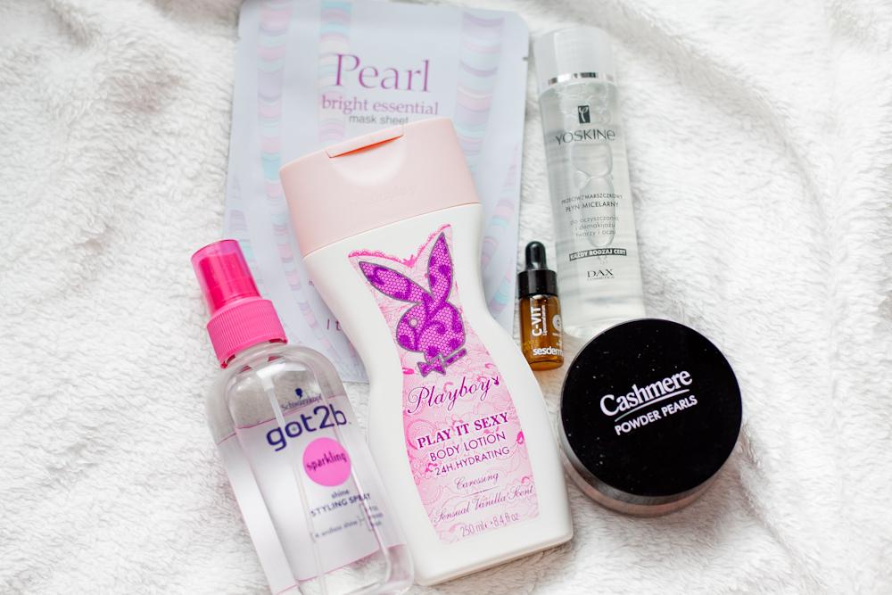 Recenzja kosmetyków