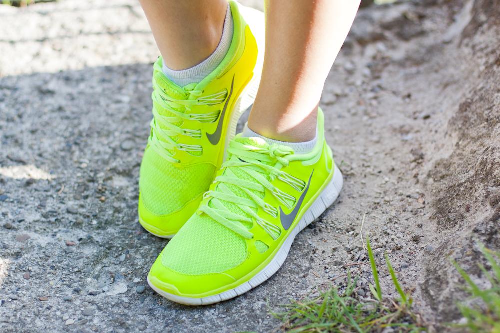 Nike free run 5.0+
