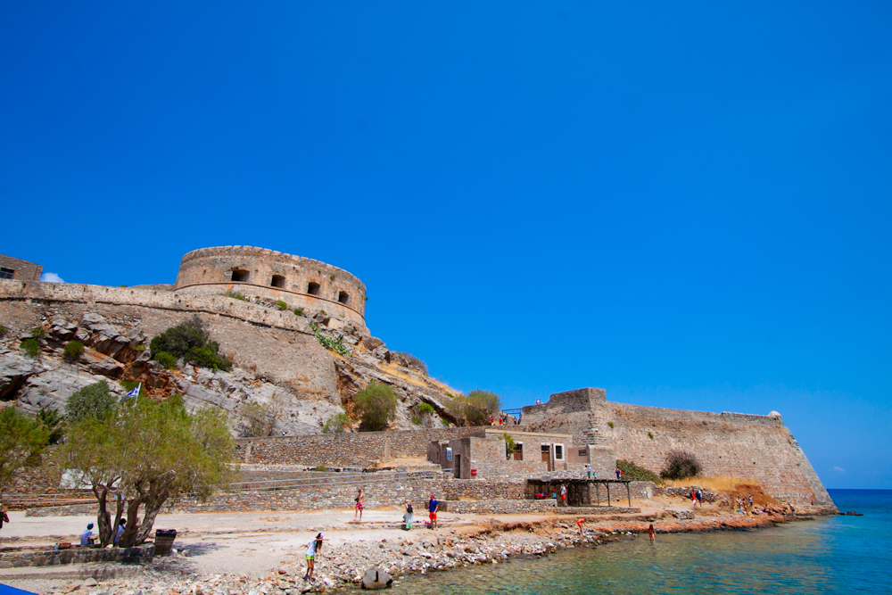 Spinalonga grecja kreta
