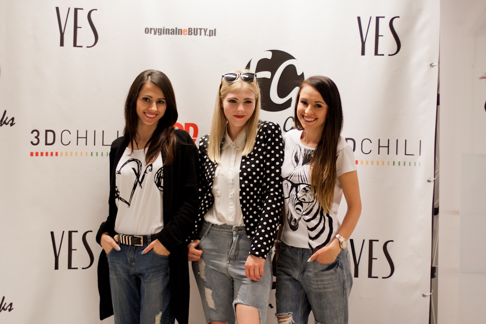 fashion geeks poznań 3dchilli yes