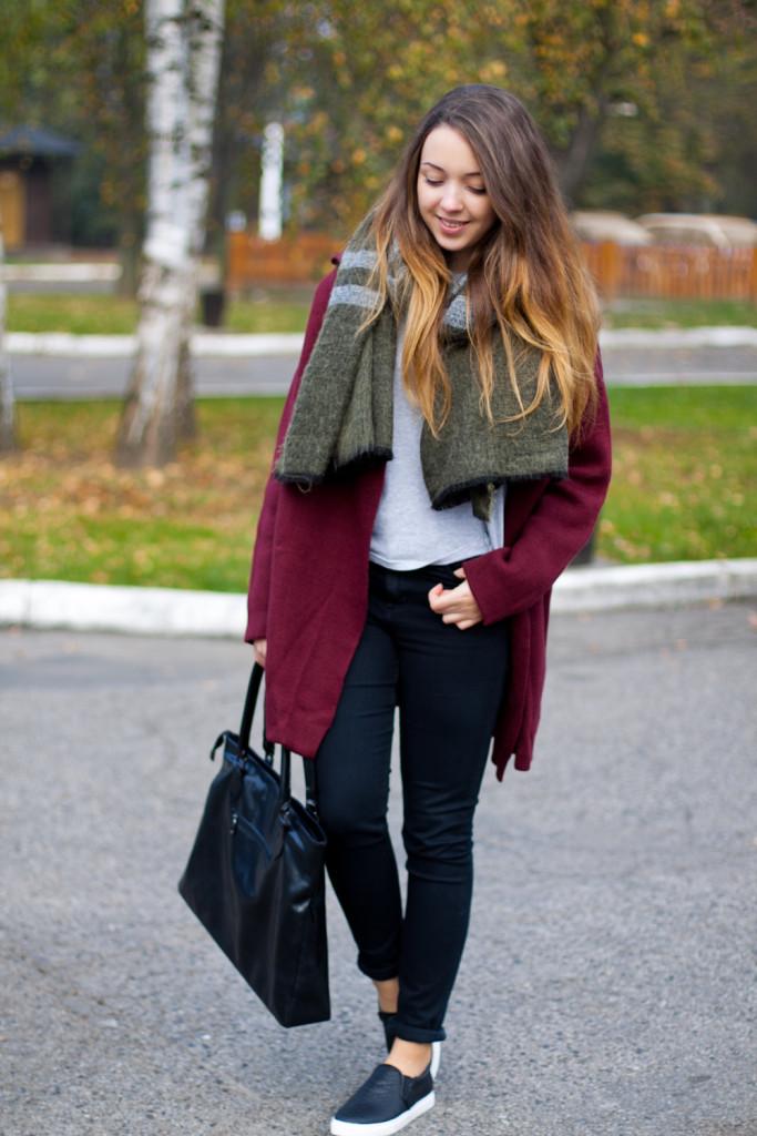 kolorowadusza fashion blog looks