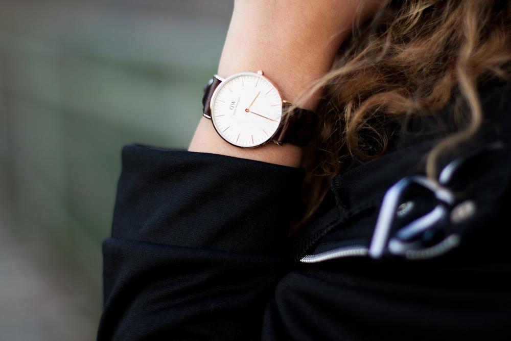 zegarek daniel wellington watch