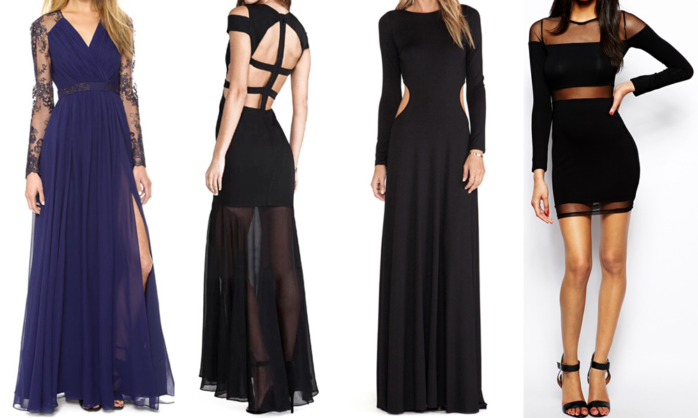 sukienki romwe