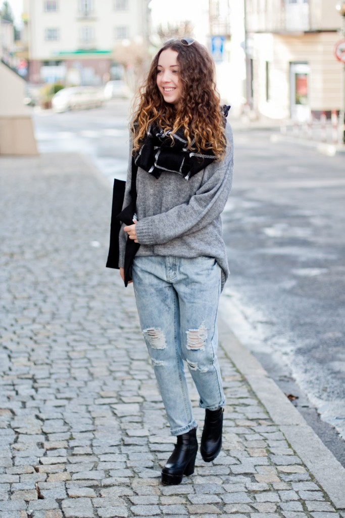 Do czego ubrać boyfriend jeans