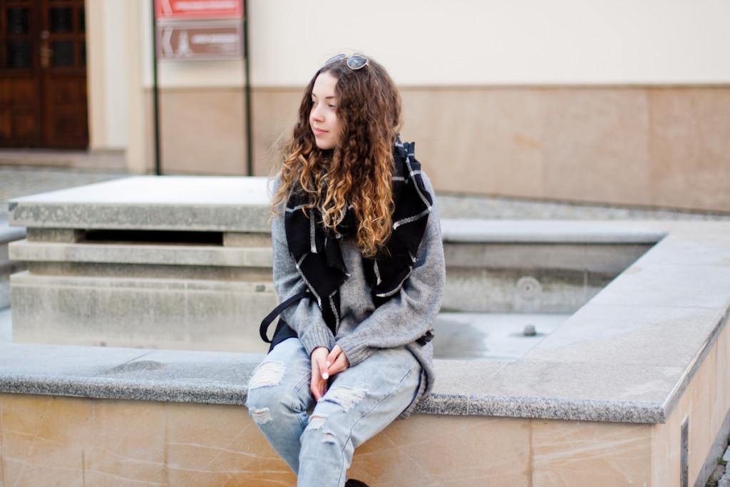 kręcone włosy blog