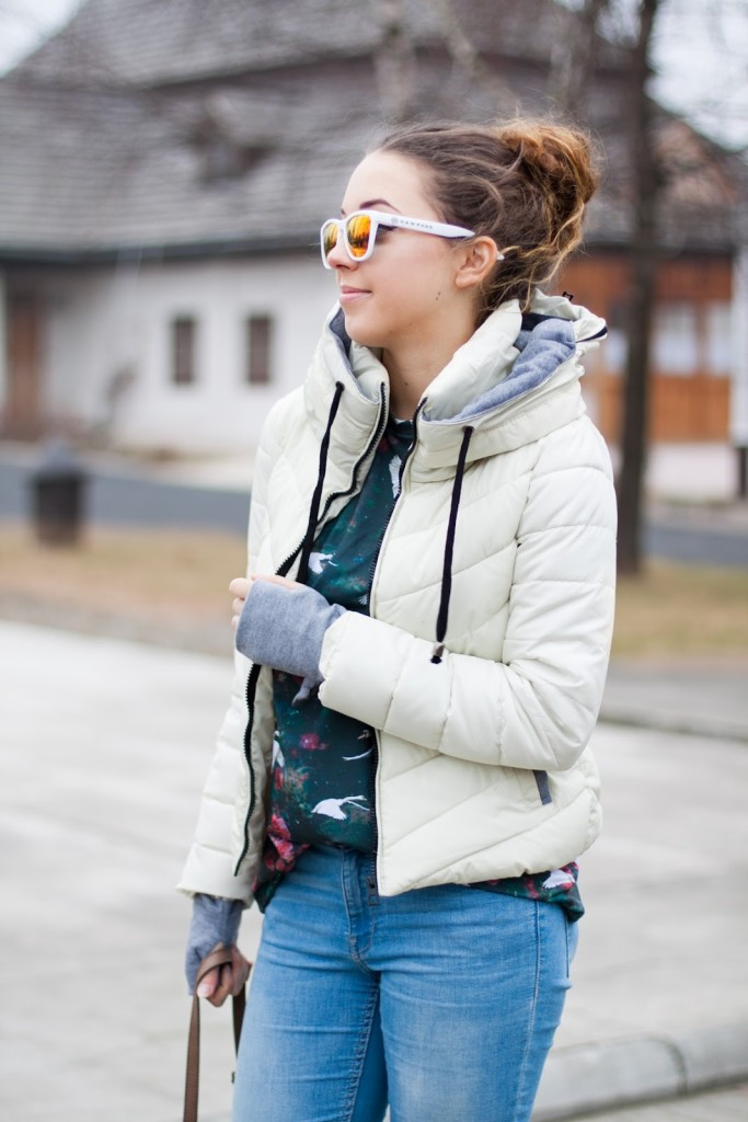 Everyday's outfit with jeans