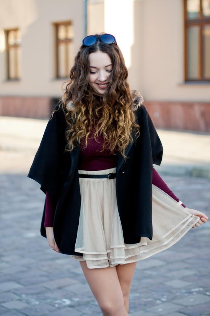 wiosenna stylizacja blog