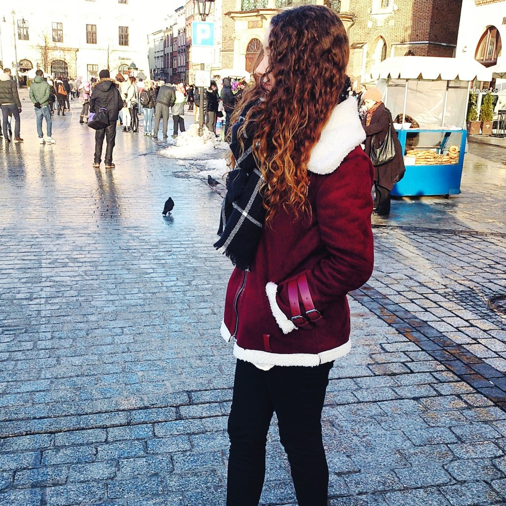 kraków rynek main square