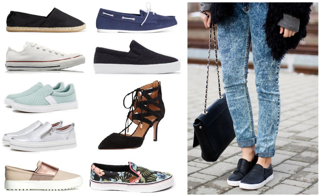 jakie buty kupić na wiosnę?