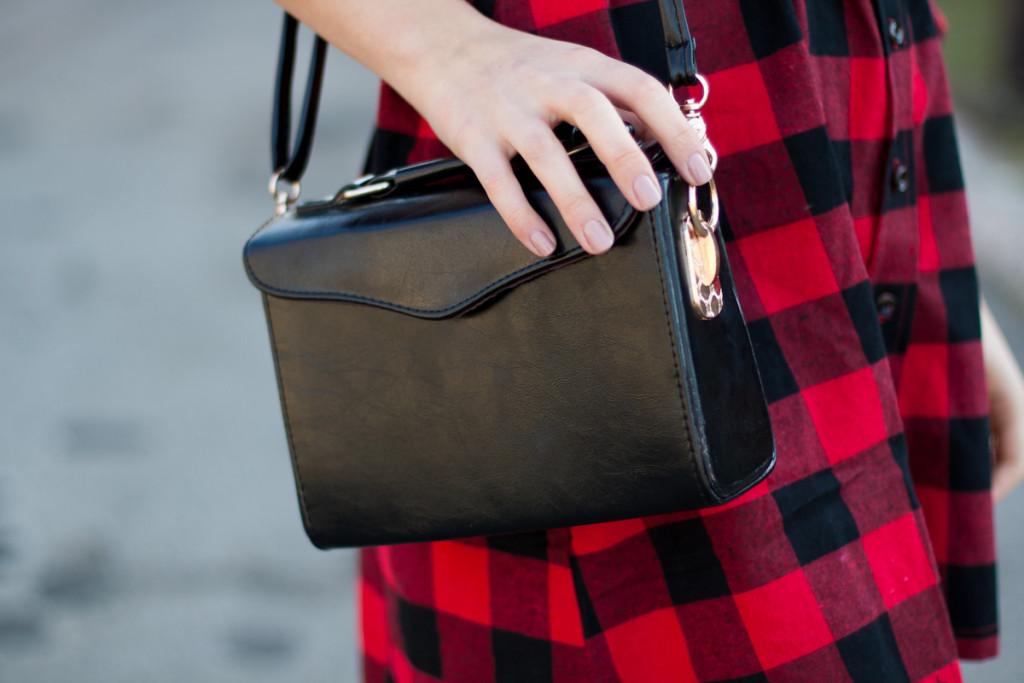 dressve black bag