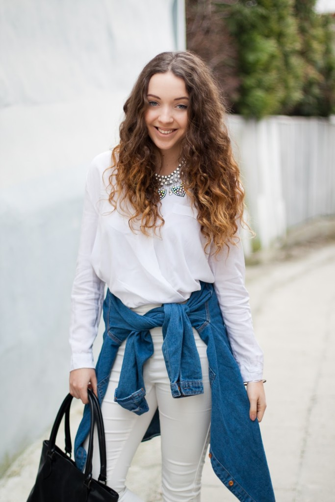 white look blog