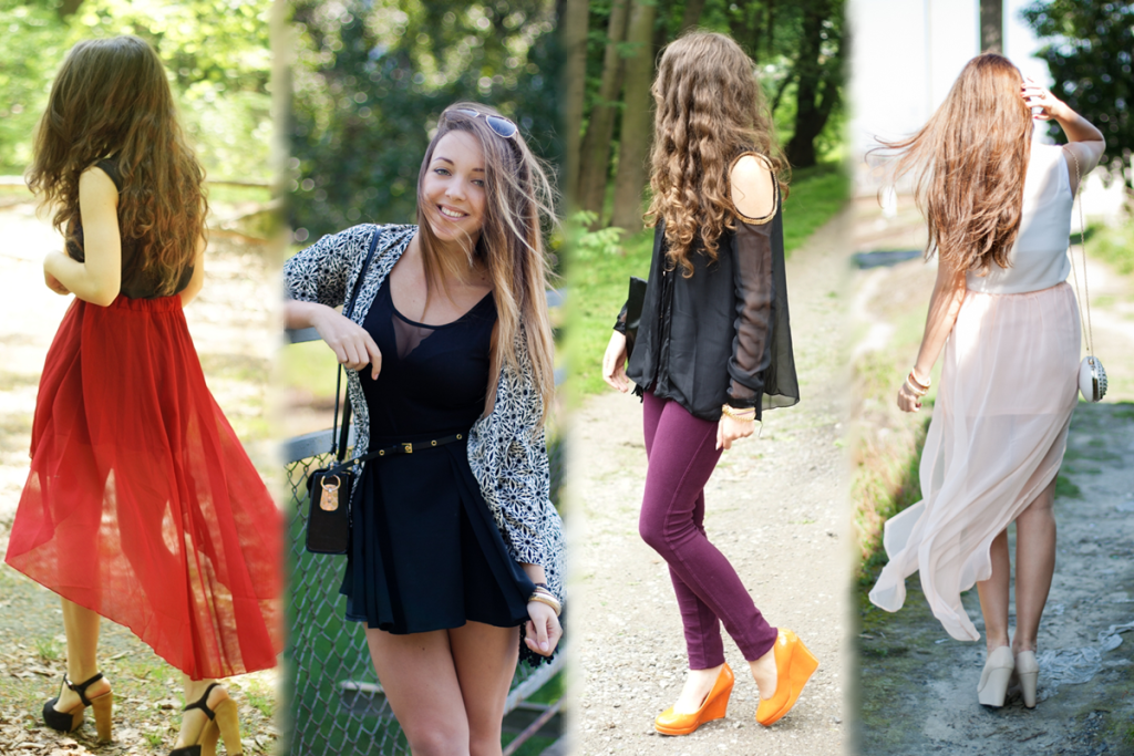 blog ze stylizacjami