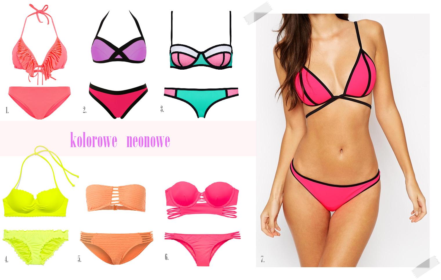 180ee8a2b0ff14 Jaki strój kąpielowy/bikini kupić? LATO 2015