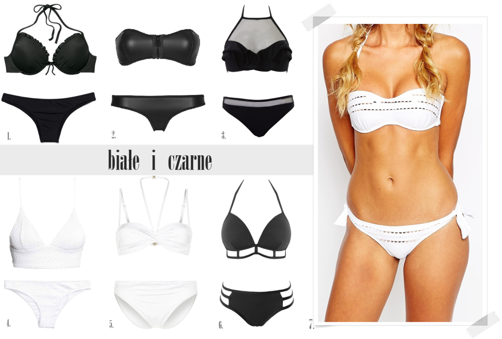 Jaki strój kąpielowy/bikini kupić? LATO 2015 triangl