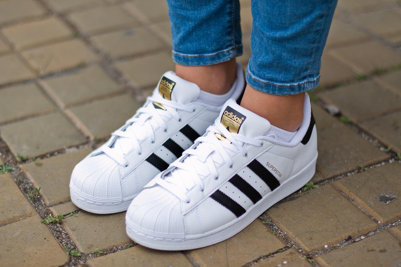 buty adidas superstar wysokie