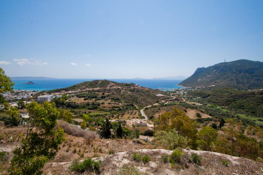 Miasto Kefalos na wyspie Kos atrakcje