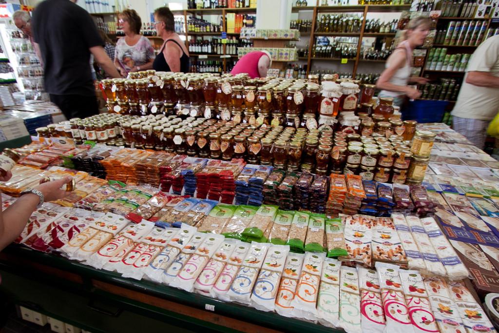Kos Market lokalna żywność