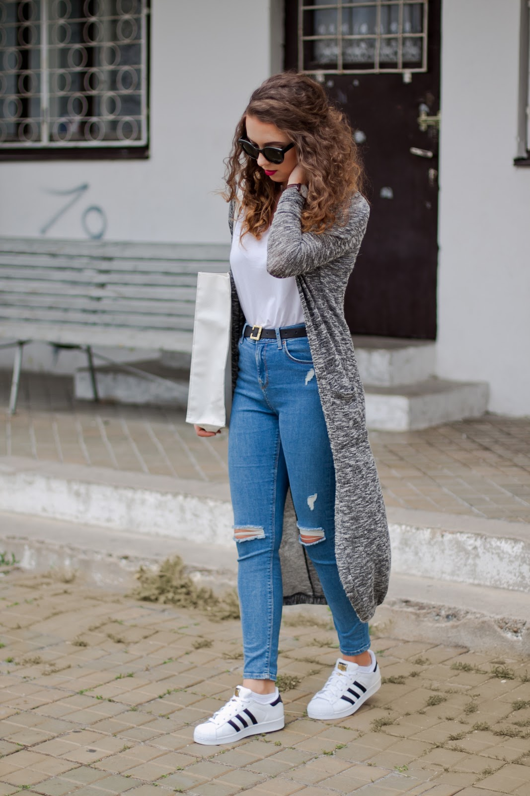 topshop jamie jeansy