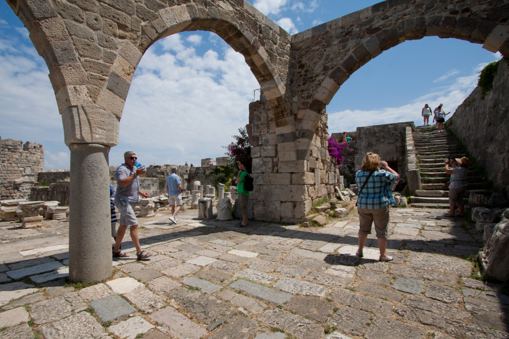 Zamek Neratzia Castle zwiedzanie