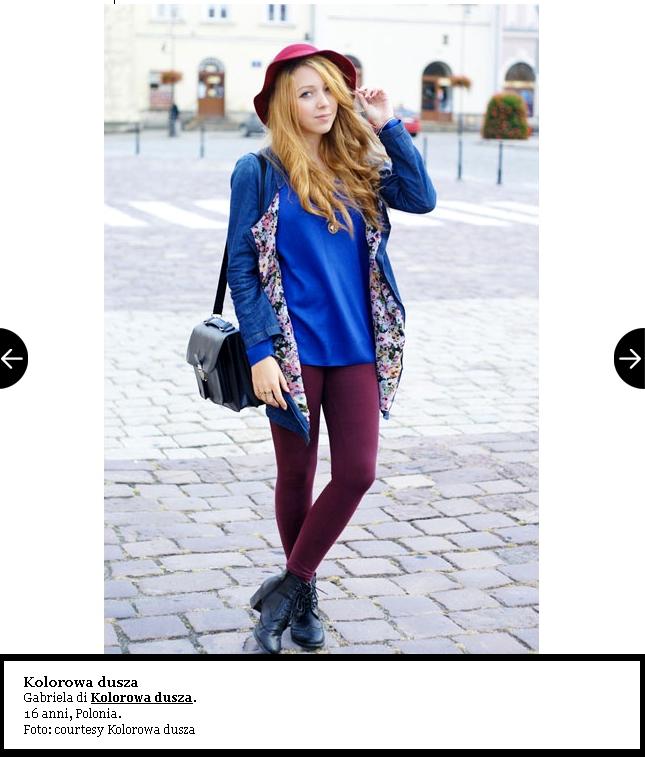 Il fenomeno delle Teen Fashion Blogger