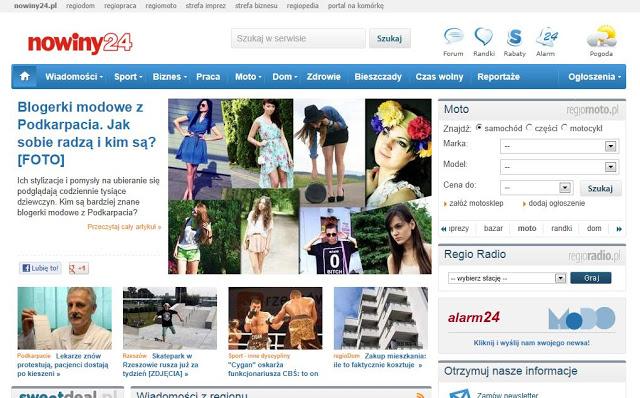 Blogerki modowe z Podkarpacia. Jak sobie radzą i kim są?