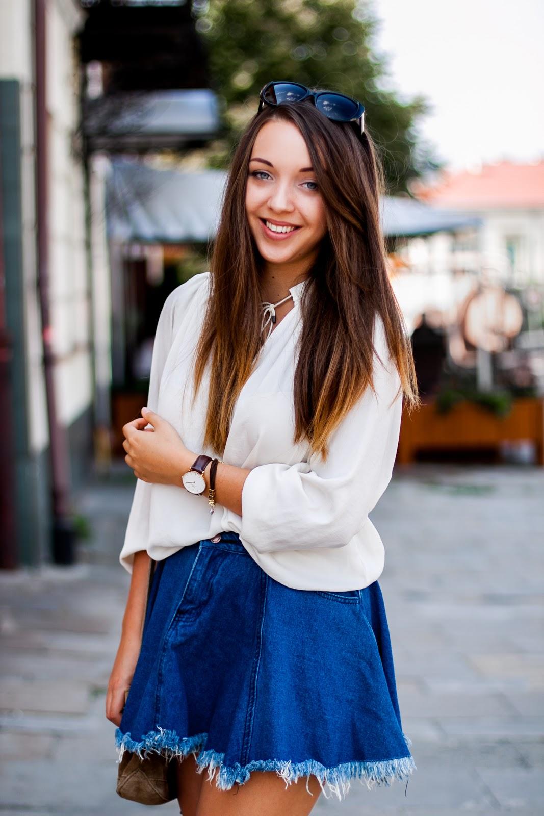 jeansowa-spodnica-stylizacja