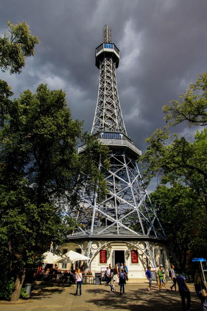 wieża Petrin