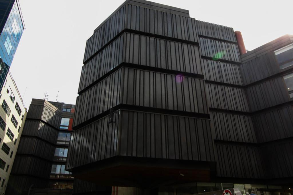 praga architektura