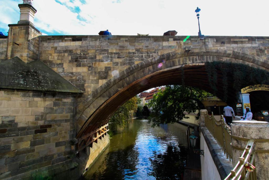 most zakochanych praga
