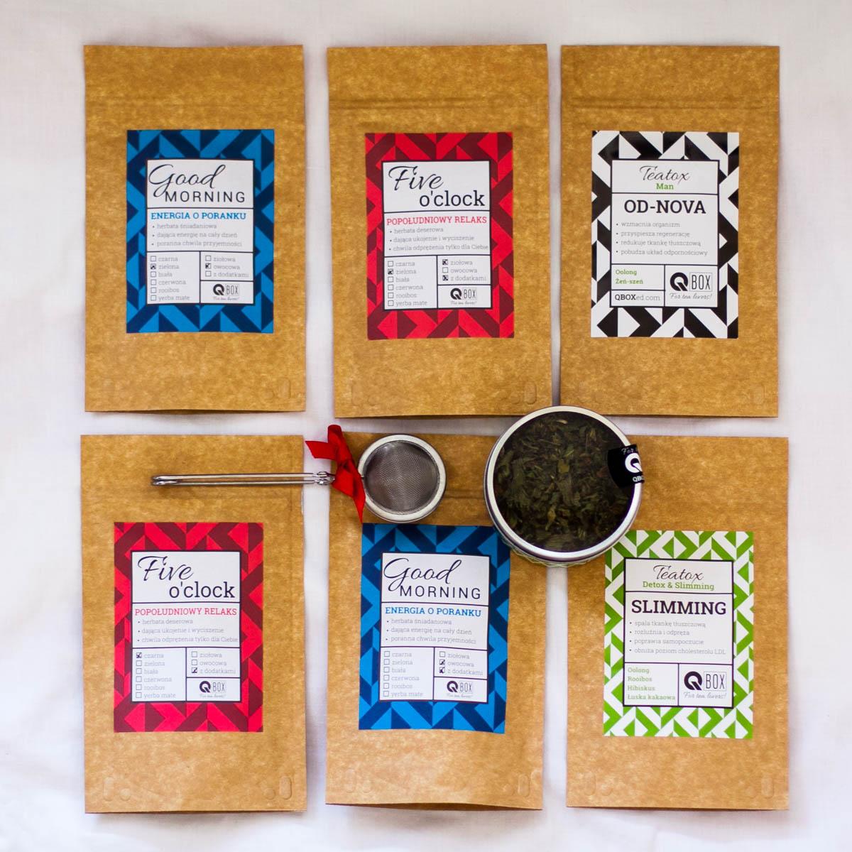 prezent dla miłośnika herbaty herbaciarze