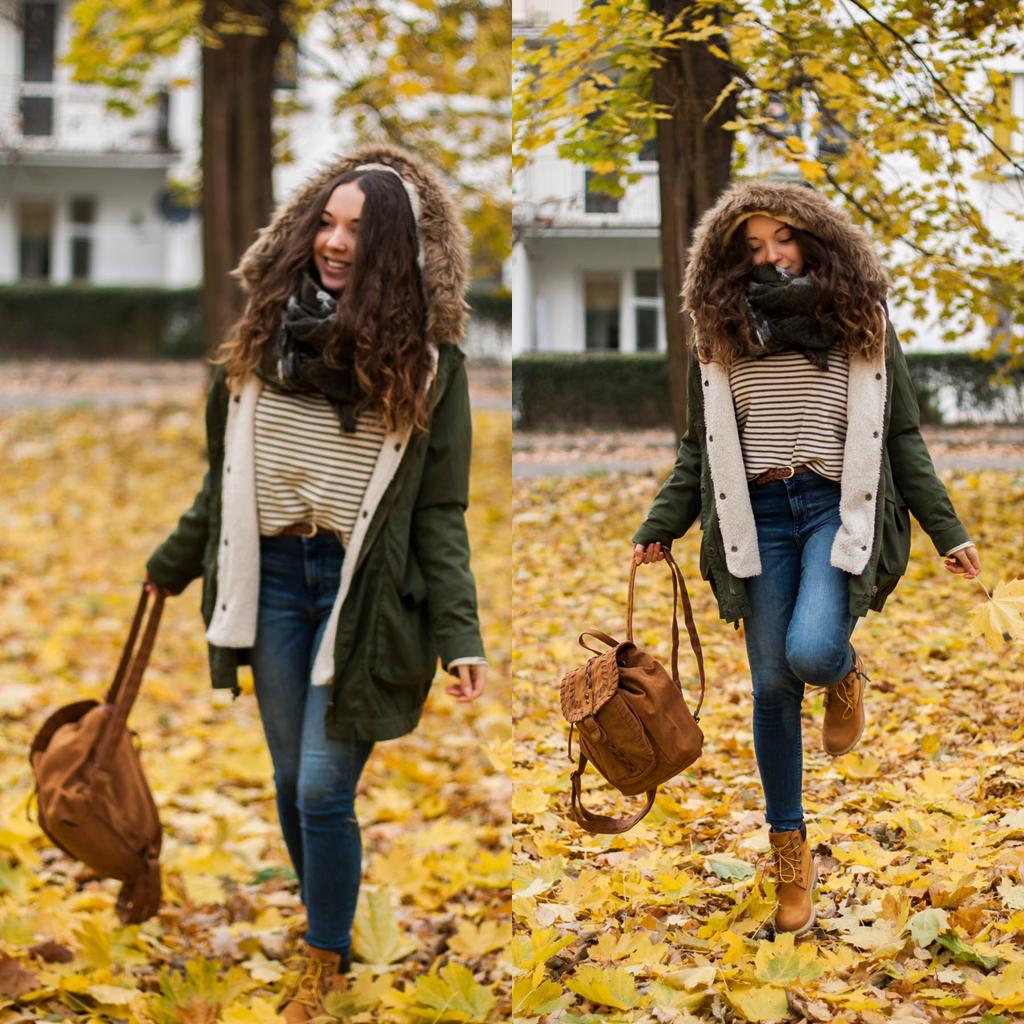 Timberlandy-stylizacja-jesień