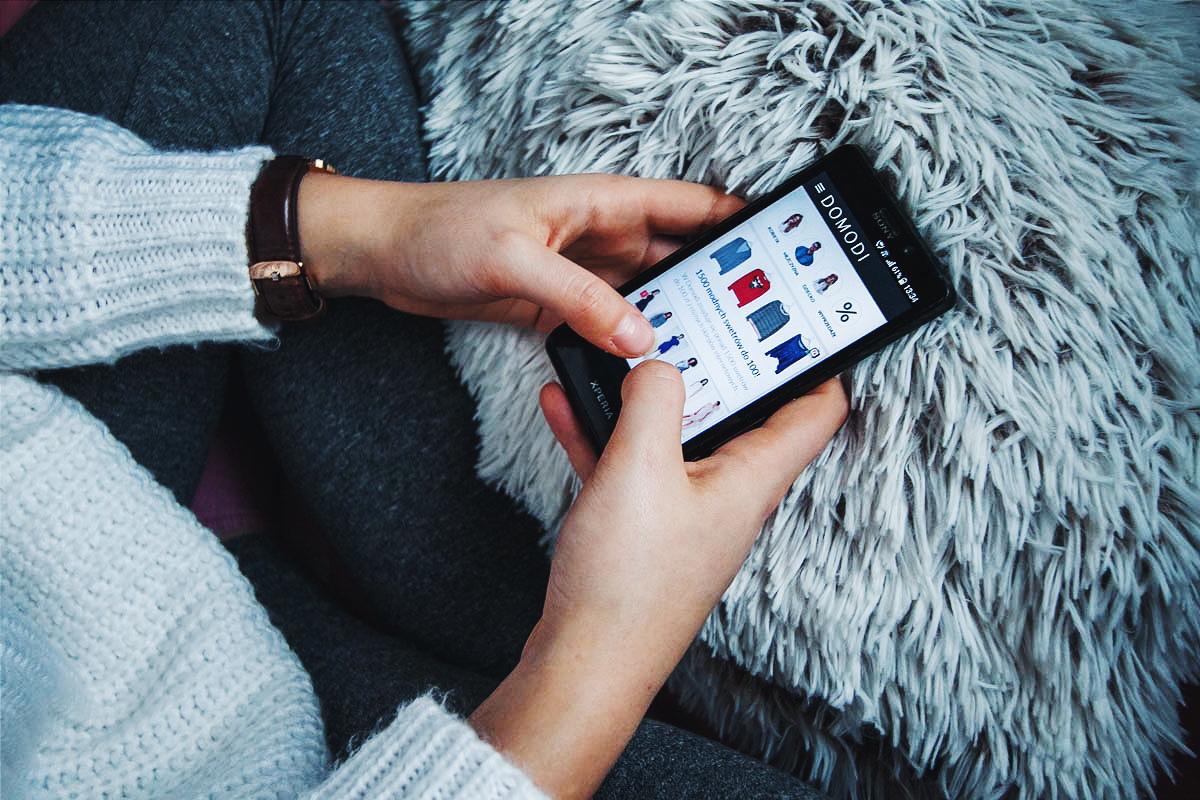 domodi aplikacja mobilna
