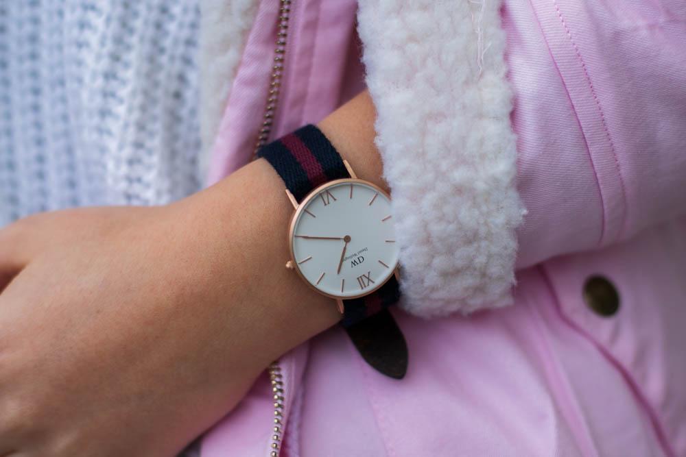 zegarek daniel wellington prezent
