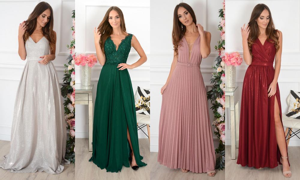 bal maturalny sukienki