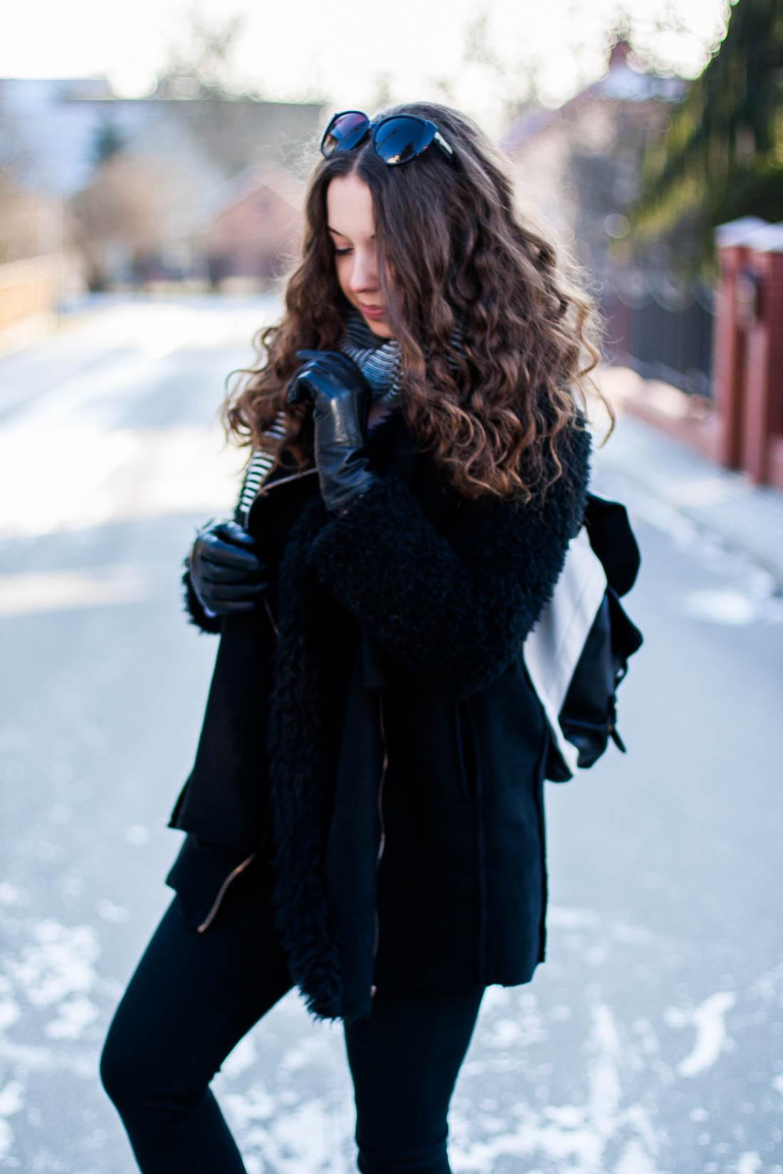 Winter Running Jacket