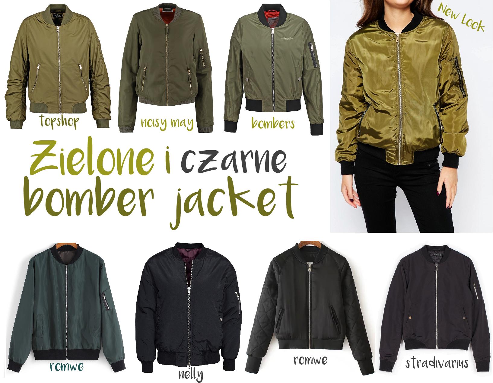 gdzie kupić bomber jacket i jak nosić