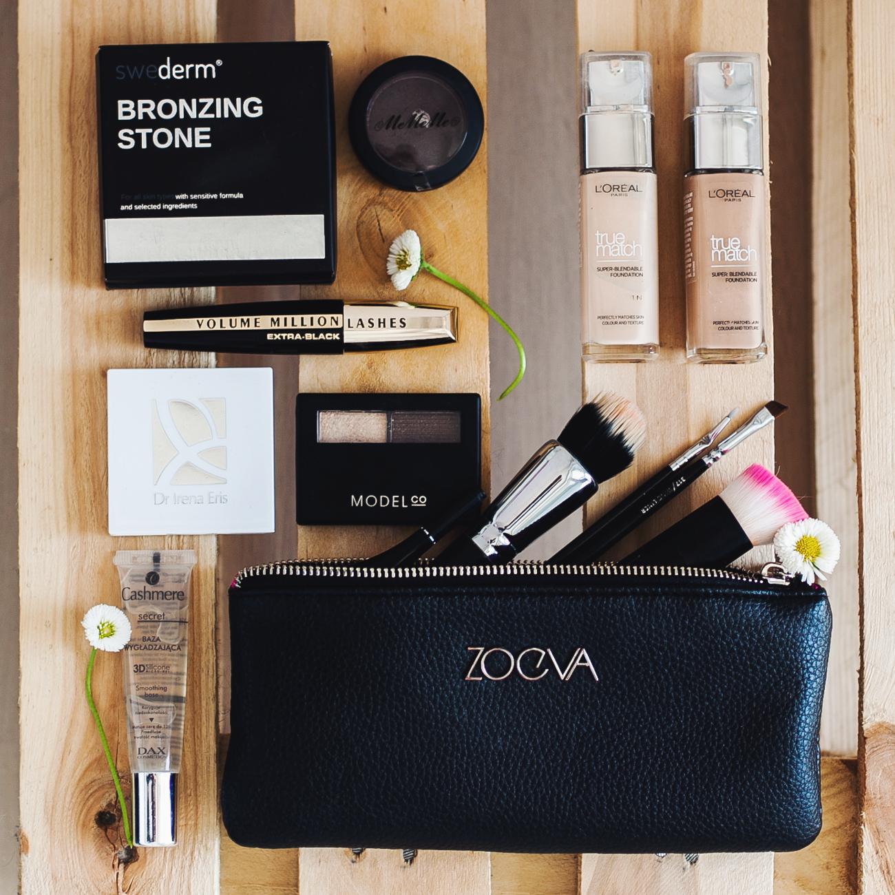 ulubione kosmetyki codzienny makijaż