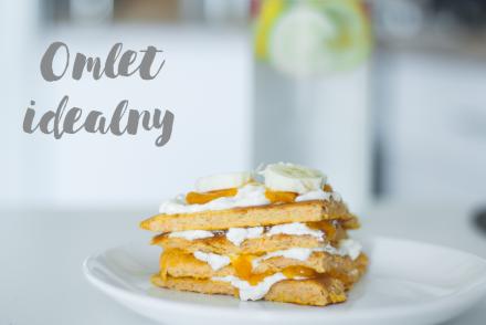 omlet idealny przepis