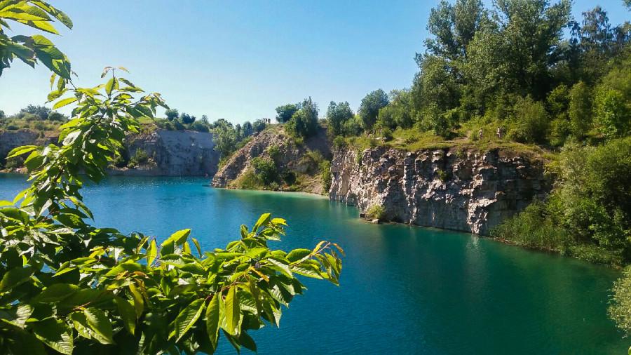 zakrzówek jezioro w krakowie atrakcje