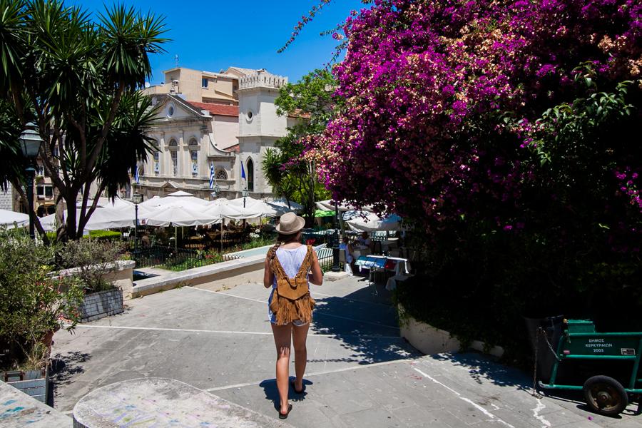 Co zobaczyć w mieście Korfu